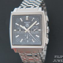TAG Heuer Monaco CW2111-0 2009 pre-owned