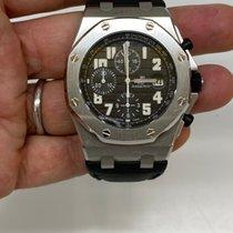 Audemars Piguet Royal Oak Offshore Chronograph 26020ST.OO.D001IN.01.A 2009 pre-owned