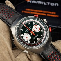 Hamilton Steel 48mm Automatic H51616731 new