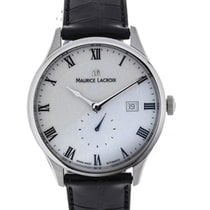 Maurice Lacroix Masterpiece Small Seconde nieuw 40mm Staal
