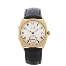 Alfred Dunhill Vintage 18K Yellow Gold Men's - COM1211
