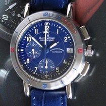 Claude Meylan Chrono blue
