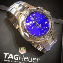 TAG Heuer Quartz pre-owned Kirium Blue