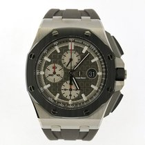 Audemars Piguet Royal Oak Offshore titanium 2017 novelties...