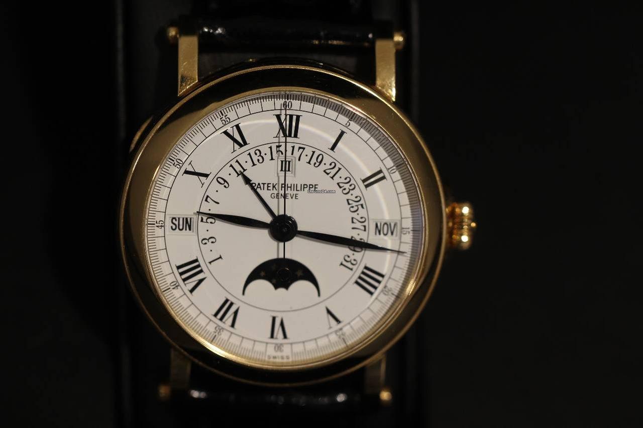 Patek Philippe Perpetual Calendar 5059J-001 tweedehands