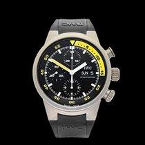IWC Aquatimer Chronograph Titanium Gents IW371918 - W4381