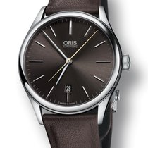 Oris Dexter Gordon Limited Edition Steel 40mm Grey No numerals