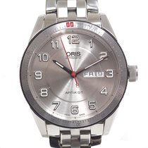 オリス Oris Men's Watch Artitez Gt 01.735.7662 Silver Dial