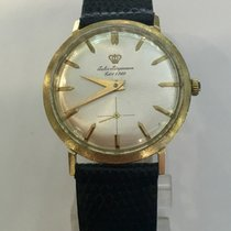 Jules Jürgensen Yellow gold 33mm Manual winding 1740 pre-owned United States of America, New York, New York