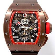 리차드밀 Richard Mille Bronze Red America Limited Edition Ref RM011