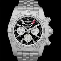 Breitling Chronomat GMT Steel 47mm Black United States of America, California, San Mateo