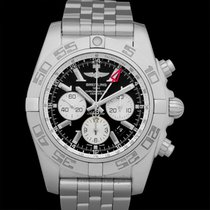 Breitling Chronomat GMT Steel