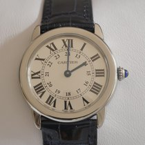 Cartier Ronde Solo de Cartier - all prices for Cartier Ronde Solo de ... e6b09e7612d