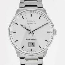 875aef8c59a Mido Commander - Todos os preços de relógios Mido Commander na Chrono24
