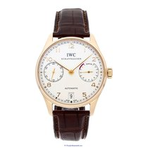 IWC Portuguese Automatic IW500101 pre-owned