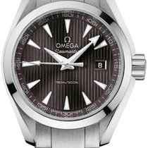 Omega Seamaster Aqua Terra Steel 30mm Grey United States of America, New York, Airmont