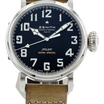 Zenith Pilot Type 20 Extra Special pre-owned 45mm Steel