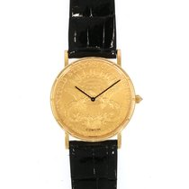 Corum Coin Watch Gelbgold 34mm Gold Deutschland, Nürnberg