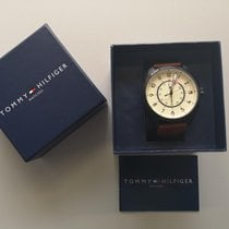 Tommy Hilfiger Steel 44mm Automatic new