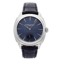 Laurent Ferrier 41mm Automatisch tweedehands Blauw