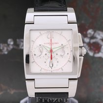 De Grisogono Chronograph 32.5mm Automatic pre-owned Instrumento N°UNO Silver