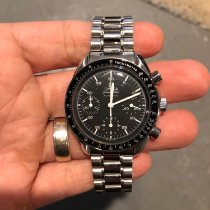 Omega Speedmaster Reduced Steel 39mm Black No numerals United States of America, Ohio, Cuyahoga Falls
