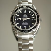 Omega 2201.50.00 Staal 2009 Seamaster Planet Ocean 42mm tweedehands