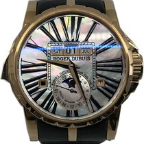 Roger Dubuis Rose gold 45mm Automatic Excalibur pre-owned
