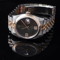 Rolex Datejust Steel 36mm Brown United States of America, California, San Mateo