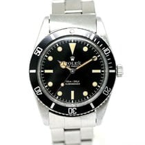 Rolex 5508 Staal 1961 Submariner (No Date) tweedehands