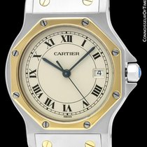 Cartier Santos (submodel) 6877 1990 pre-owned