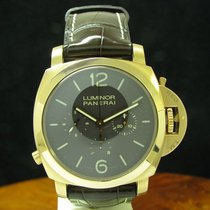 Panerai Manual winding Brown 44mm new Special Editions