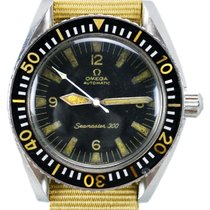 Omega Seamaster 300 Steel 41mm Black Arabic numerals United Kingdom, London