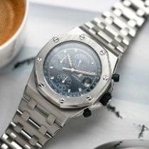 Audemars Piguet Royal Oak Offshore Chronograph Steel 42mm Blue No numerals United Kingdom, London