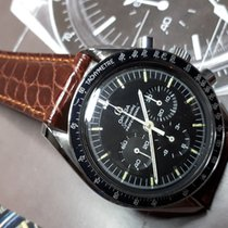Omega Speedmaster Professional Moonwatch Сталь 42mm Чёрный Aрабские