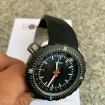 Sinn U212 Steel 47mm Black No numerals