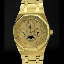 Audemars Piguet Royal Oak Perpetual Calendar pre-owned 40mm Gold Perpetual calendar