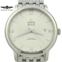 Omega new Automatic Chronometer 39.5mm Steel Sapphire crystal