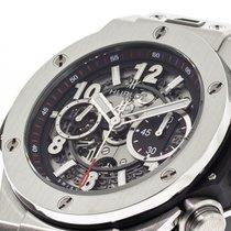 Hublot Big Bang Unico new 2019 Automatic Chronograph Watch with original box and original papers 411.NX.1170.RX