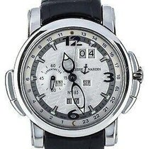 Ulysse Nardin 329-60 Platinum GMT +/- Perpetual 42mm pre-owned United States of America, Illinois, BUFFALO GROVE