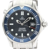 Omega Seamaster Diver 300 M Çelik 36mm Mavi