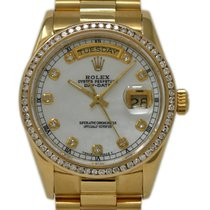 Rolex Day-Date 18048 1985 pre-owned
