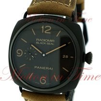 Panerai Radiomir Black Seal 3 Days Automatic PAM00505 pre-owned