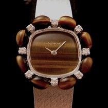 Mondia 18k Solid Gold & Diamonds Ladie's Watch