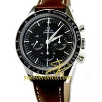 Omega Speedmaster Professional Moonwatch 311.32.40.30.01.001 Omega FIRST IN SPACE Moonwatch Leather 2019 nouveau