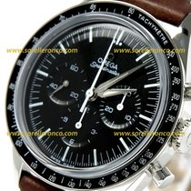 Omega Speedmaster Professional Moonwatch Сталь 39,7mm Чёрный Без цифр