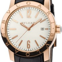 Bulgari Bvlgari White Rose 39mm