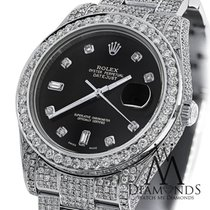 Rolex Datejust II 41mm Black United States of America, New York, New York
