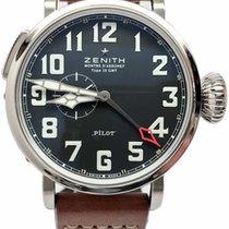 Zenith PILOT MONTRE D'AERONEF TYPE 20 GMT 03.2430.693-21.C723