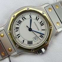 Cartier Santos Ronde Automatique 30mm